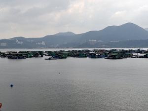New Territories of Hong Kong 'The Land Between' Tour Photos