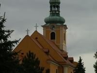 Šamorin Roman Catholic church
