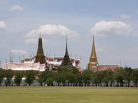 Sanam Luang or Thung Phra Men