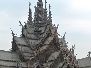 Sanctuary of Truth Pattaya Half Day Tour