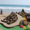 Sand Art Puri Beach