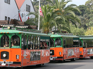 San Diego Tour: Hop-on Hop-off Trolley Photos
