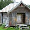 Stabbur Hus Storage Shed