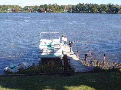 Sanford Lake