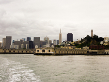San Francisco From SanFran Bay