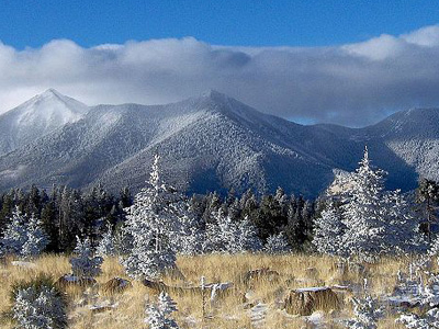 San Francisco Peaks