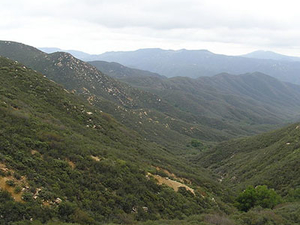 Santa Ana Mountains