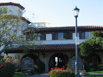 Santa Barbara Airport Terminal