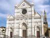 Basilica Of Santa Croce In Florence