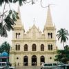 The Santa Cruz Basilica