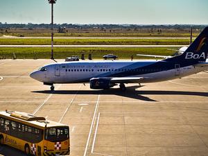 Santa Cruz Viru Viru Intl. Airport