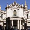 Santa Maria Della Pace Façade