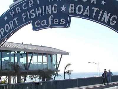 Santa  Monica  Harbor