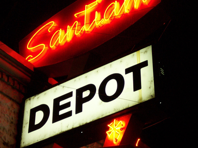 Santiam  Depot     Stayton  2 C  Oregon