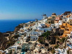Greece Holiday Packages - Athens Mykonos and Santorini