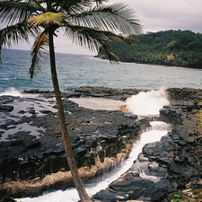 Sao Tome And Principe Beach