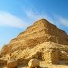 Saqqara Step Pyramid In Giza