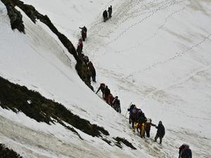Trekking in Himalaya Photos