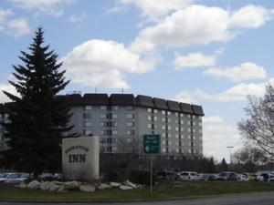 Saskatoon Airport Business Area