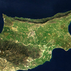Satellite Image Of Cyprus 2 C Cropped