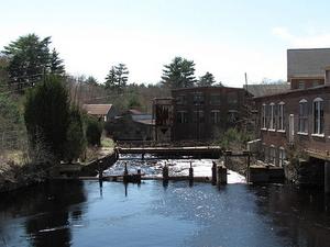 Satucket River