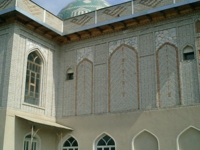 Sayram Main Mosque