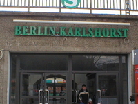Berlin-Karlshorst Station
