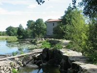 Sevre Nantaise River