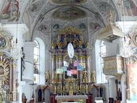 Scheffau Parish Church