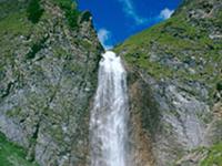 Schleierwasserfall Tux