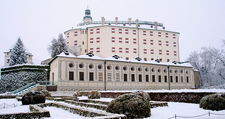 Schloss Ambras Winter