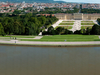Schonbrunn With Vienna In The Background