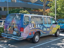 Science Center Van