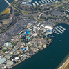 Sea World San Diego Aerial