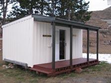 Sedgemere Sleepout Hut