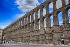 Segovia Acueducto - Castilla Y León - España