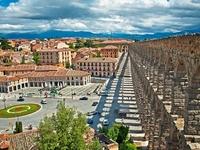Acueductos Of Segovia