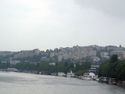 Seine A Saint Cloud