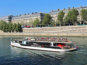 Paris City Tour and Seine River Cruise Photos
