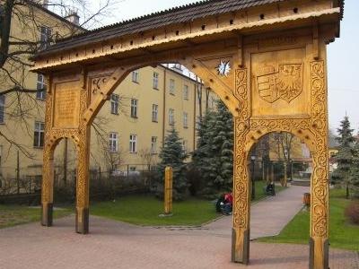 Seklerska-Gate-Poland