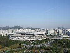 Seoul World Cup Stadium - Seongsan-dong