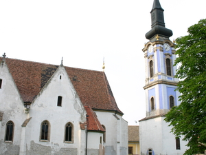 Serbian Orthodox Church-Ráckeve