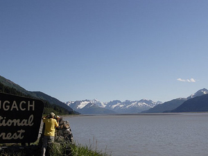 Seward Highway Tour from Anchorage: Turnagain Arm, Mt Alyeska and Optional Glacier Cruise Photos