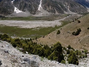Nanga Parbat Rupal Face Trek along with Shaigi Peak Climbing. Photos