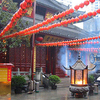 Jade Buddha Temple's Main Courtyard And Grand Hall