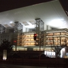 Shanghai Grand Theatre At Night