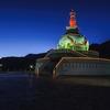 Shanti Stupa In Leh - Ladakh - Jammu & Kashmir