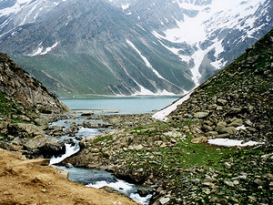 Amarnath Yatra by Helicopter From Baltal Photos