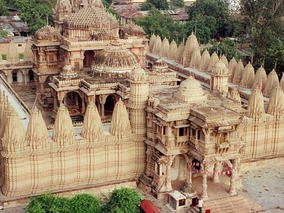 Hutheesing Jain Temple