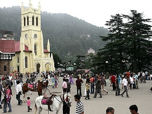 Shimla Holiday Package Photos